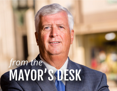 From the Mayor's Desk