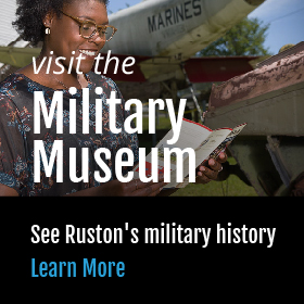 Vist the Military Museum