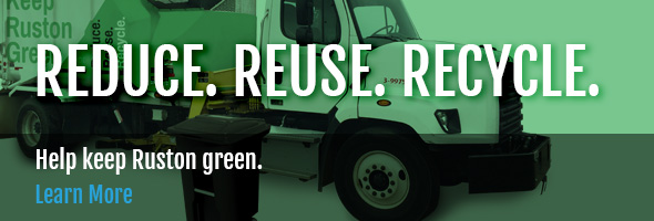 Ruston Recycles information