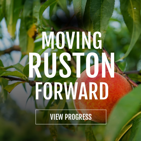 Moving Ruston Forward