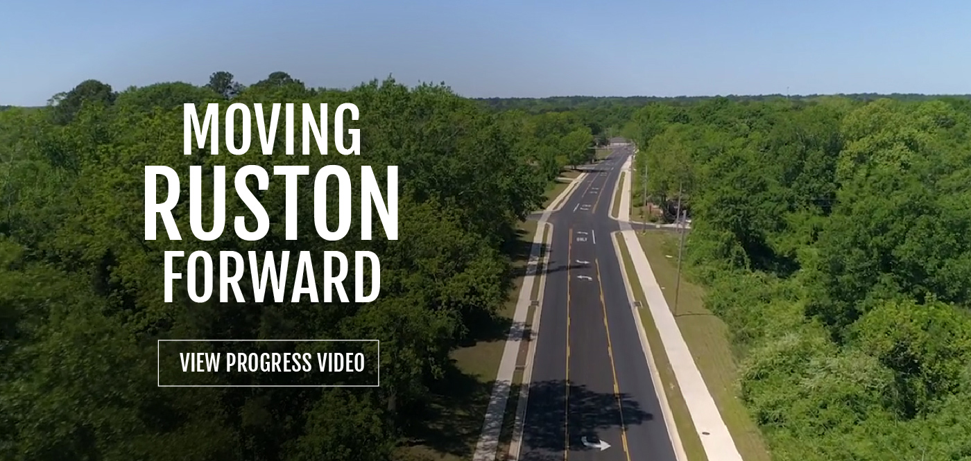Moving Ruston Forward Image