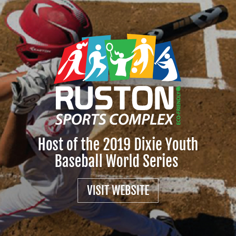 Ruston Sports Complex Mobile Image
