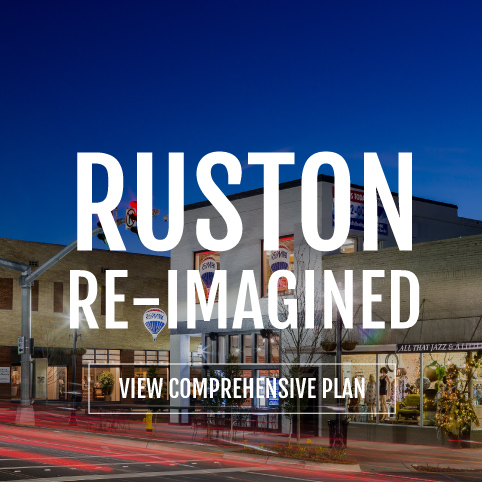 Ruston Re-Imagined Mobile Image